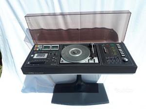Stereo giradischi radio ROSITA ANNI 70 design