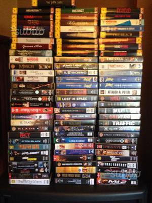 Stock di FILMS ORIGINALI IN VHS