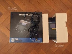 Tc helicon voice live touch 2