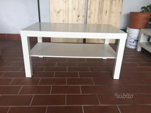 2 tavolini posot class for Tavolini bianchi