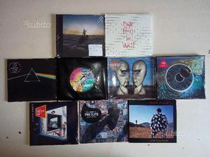 CD Originali Pink Floyd, D. Gilmour e R. Waters