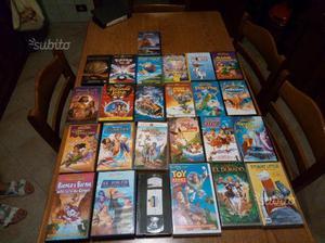 Cartoni Animati VHS Walt Disney