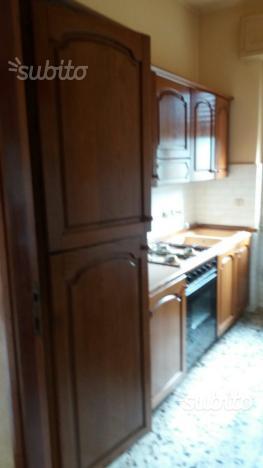 Cucina completa mercatone modello india frigo posot class - Larghezza cucina ...