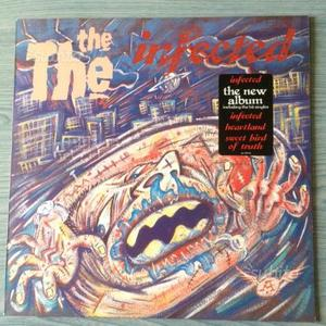 """Infected"" - The the, 33 giri, LP vinile"