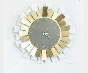 Orologio a parete sole