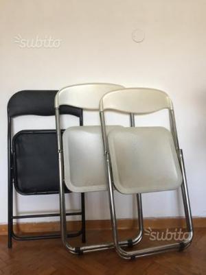 2 sedie sdraio richiudibili spiaggine da mare posot class for Sedie richiudibili