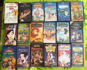 Video cassette Walt Disney