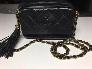 Borse Chanel Vintage Usate.Borsa Chanel C592 Vintage 80 Posot Class