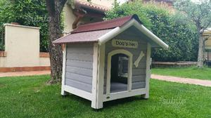 Cuccia per cane di media taglia