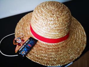 One piece - cappello di paglia rubber - cosplay 05853c2ca7c6
