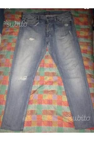 Ralph lauren jeans uomo tg 50