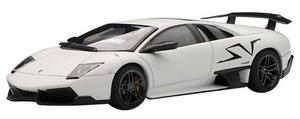 AUTOart  Lamborghini Murcielago LP SV Bianco