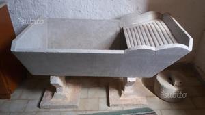 Lavatoio cemento posot class