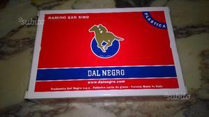 Carte da ramino Dal Negro nuove originali