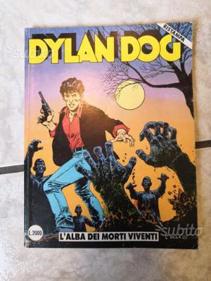 Dylan Dog - L'alba dei Morti Viventi 1a Ristampa l