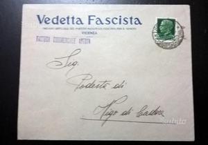 Fattura del  vendetta fascista