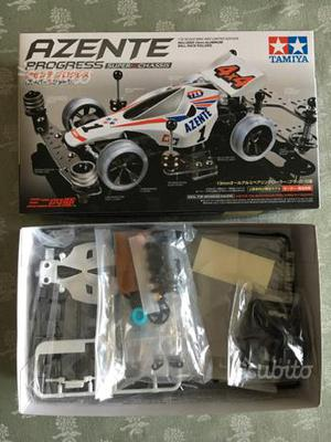 Mini 4WD Limited - Azente Progress