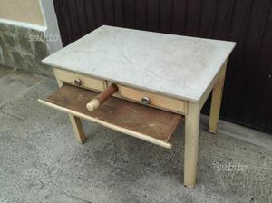 Tavolo da cucina in marmo posot class - Tavolo cucina marmo ...