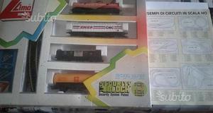 Trenino Lima motrice SNCF anni '80