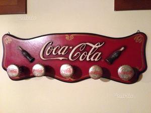 Attaccapanni coca cola vintage