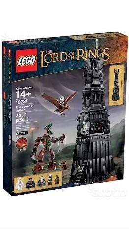 Lego lord of the rings  the tower of orthanc
