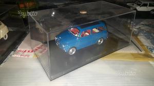 Modellino Fiat 500 Giardinetta Vintage Deluxe 1/24