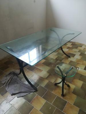 Tavolo In Vetro Usato.Tavolino Vetro E Ferro Battuto Usato Buone Posot Class