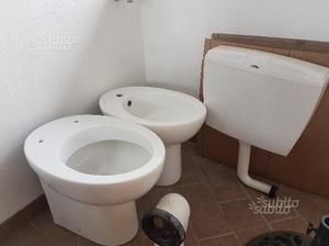 Vasca bagno wc e bidet