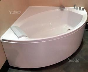 Vasca Da Bagno Subito : Vasca da bagno albatros facette ac t bianca posot class