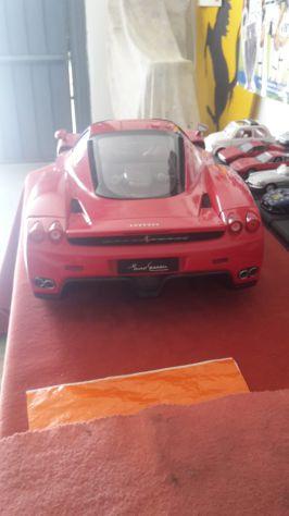 modellino Enzo Ferrari