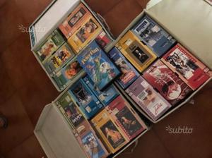 Cassette VHS corriere della sera 3 l'una