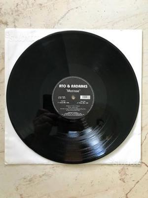 Dischi vinile 45 giri musica House, elettronica