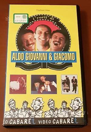 I Corti di Aldo Giovanni e Giacomo -  VHS