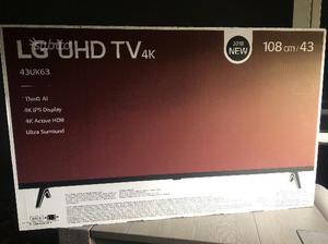 Smart TV LG ULTRA HD 4K da 43 pollici
