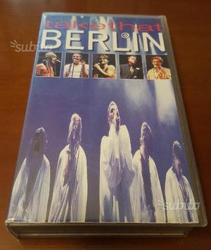 Take That Berlin  VHS - Videocassetta