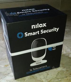 Telecamera wi-fi senza fili Nilox Smart Security