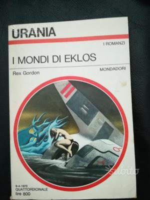 Urania - I mondi di Eklos -