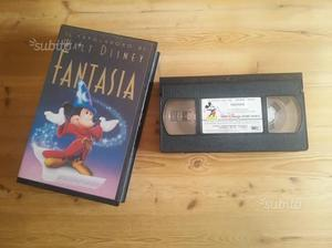 Videocassetta walt disney