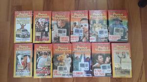 Videocassette vhs originali fantozzi fracchia