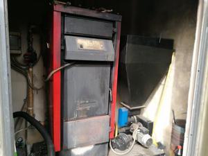 Caldaia a pellet e legna usata 235kw termovana posot class for Caldaia biomassa usata