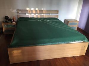 Camera da letto Ikea mod. Besta + cond. Pinguino