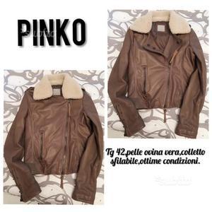 Pinko soprabito pelle  050fbfa6c84