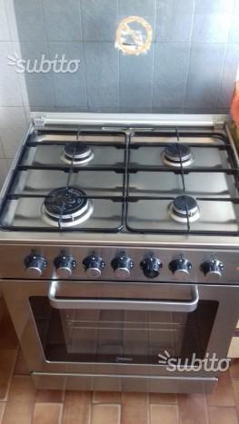 Cucina gas zoppas 4 fuochi