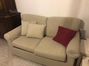 Due divani letto due posti