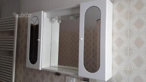 Specchio Bagno Incassato Nelle Piastrelle.Mobili Specchio Bagno Amazing Specchi Arredo Bagno Idee Di Design