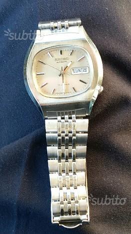 Orologio da polso uomo- Seiko Automatico 17 jewels