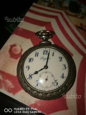 Orologio da tasca Longines originale antichissimo
