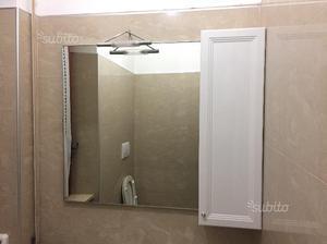 Libreria armadietto specchio 50 euro posot class - Armadietto bagno con specchio ...