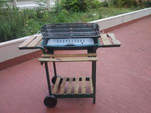 barbecue, grill a carbone