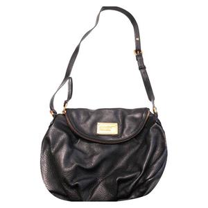 borsa a tracolla marc jacobs in pelle nera